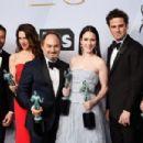 The 25th Annual Screen Actors Guild Awards 2019 - Press Room - 454 x 303