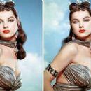 Debra Paget - Princess of the Nile - 454 x 253