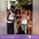 Chantel Jeffries and Justin Combs - 454 x 454