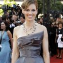 "Hilary Swank - ""Looking For Eric"" Premiere During The 62 International Cannes Film Festival - 18.05.2009"