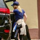 Emma Roberts – Out for some coffee in Los Feliz