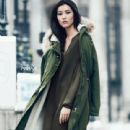 Liu Wen for H&M Fall/Winter 2014 ad campaign