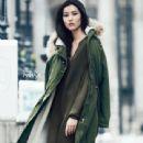 Liu Wen for H&M Fall/Winter 2014 ad campaign