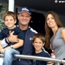 Rubens Barrichello and Silvana Barrichello - 454 x 283