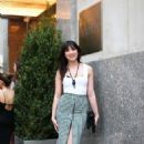 Daisy Lowe Premiere Of The New York Edition Launch Of W Art In Ny