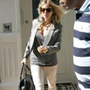 Sienna Miller - Out And About In London, September 3 2008
