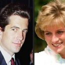 John Kennedy, Jr. and Princess Diana