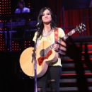 Demi Lovato Performing Live At The Nokia In Los Angeles, 2009-07-17