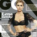 Lena Gercke GQ Spain December 2012