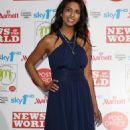 Konnie Huq - Children's Champions 2009 Awards At The Grosvenor House On March 4, 2009 In London, England