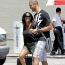 Nia Long and Ime Udoka - 454 x 615