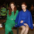 Actress Holland Roden attends the ICB fashion show during Mercedes-Benz Fashion Week Spring 2015 at Art Beam on September 9, 2014 in New York City
