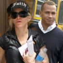 Alex Rodriguez and Madonna