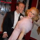 Wax Figures of Fred Astaire and Ginger Rogers
