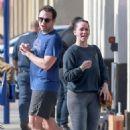 Jennifer Love Hewitt – Leaving a Gym in Studio City - 454 x 681