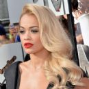 Rita Ora 2014 Mtv Movie Awards In La