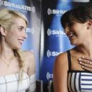 Actress Lea Michele attends SiriusXM's Entertainment Weekly Radio Channel Broadcasts From Comic-Con 2015 at Hard Rock Hotel San Diego on July 11, 2015 in San Diego, California