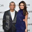 Danielle Campbell – Tadashi Shoji fashion show – 2017 New York Fashion Week in NYC - 454 x 681