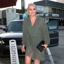 Lindsey Vonn – Arrives for dinner at Craig's in West Hollywood - 454 x 666