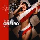 Natalia Oreiro - 2001