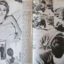 Claudine Auger - Cinemonde Magazine Pictorial [France] (14 December 1965)