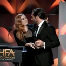 Amy Adams & Jake Gyllenhaal  : 21st Annual Hollywood Film Awards - 454 x 322