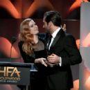 Amy Adams & Jake Gyllenhaal  : 21st Annual Hollywood Film Awards - 454 x 322