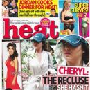 Cheryl - Heat Magazine Cover [United Kingdom] (26 March 2011)