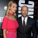 Rosie Huntington-Whiteley - 'Mechanic: Resurrection' Premiere in Los Angeles - 454 x 579