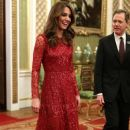 The Duke And Duchess Of Cambridge Host A Reception To Mark The UK-Africa Investment Summit - 380 x 600