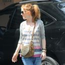 Isla Fisher - At The Beverly Hills Hotel, 2010-04-16