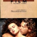Mary Shelley's Frankenstein - Film en televisie Magazine Cover [Belgium] (January 1995)