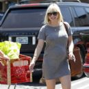 Anna Faris: out and about in Los Angles