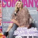 Fearne Cotton: October 2012 cover of Company magazine