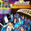 Bruno Mars and his longtime girlfriend Jessica Caban were photographed riding roller coasters at Disneyland on Friday night February 13,2015