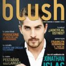 Jonathan Islas - Blush Magazine Cover [Spain] (January 2015)