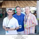 (l to r) ADAM SHANKMAN, NICHOLAS SPARKS, JEFF VAN WIE. Photo: Sam Emerson SMPSP. '©Touchstone Pictures. All Rights Reserved.'