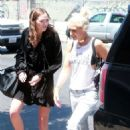 Gwen Stefani – Leaving the Museum Of Ice Cream in Los Angeles