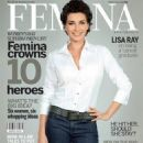 Lisa Ray on Femina magazine (March 2011)