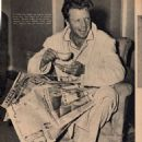 Dan Dailey - Movie Life Magazine Pictorial [United States] (June 1953)