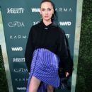 January Jones – CFDA Variety and WWD Runway to Red Carpet in LA