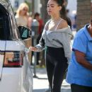 Madison Beer – Out for lunch in Beverly Hills