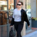 Sophie Simmons spotted shopping out in Beverly Hills, California on February 14, 2017 - 428 x 600