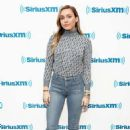 Miley Cyrus – Visits the SiriusXM Studios in New York City
