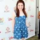 Jennifer Stone - A Time For Heroes Celebrity Carnival Sponsored By Disney, Benefiting The Elizabeth Glaser Pediatric AIDS Foundation, Held At Wadsworth Theatre On June 7, 2009 In Los Angeles, California