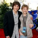 Jordan Fry and Daniel Hansen- Meet the Robinsons World Premiere on March 27, 2007