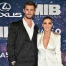 Elsa Pataky and Chris Hemsworth-  World Premiere Of 'Men In Black International' - 408 x 600
