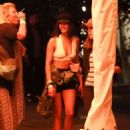 Nina Dobrev – 2017 Coachella Music Festival in Indio - 454 x 578