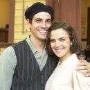 Reynaldo Gianecchini and Ana Paula Arósio