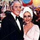 Elizabeth Taylor and Henry Fonda